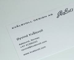 About Kvalsvoll Design